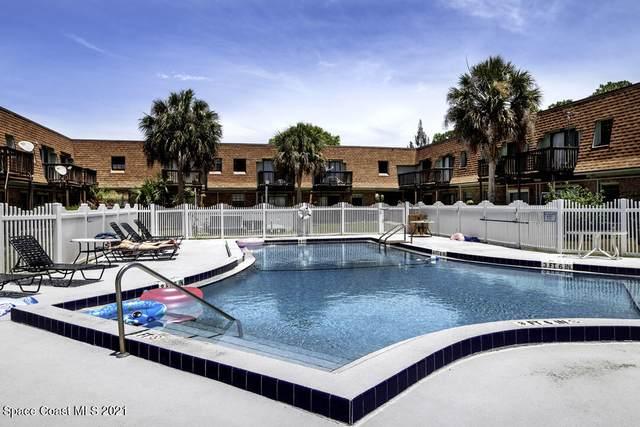 1300 Arlington Lane NE #112, Palm Bay, FL 32905 (MLS #906493) :: Blue Marlin Real Estate