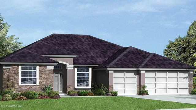 613 Stonebriar Drive SE, Palm Bay, FL 32909 (MLS #906500) :: Premium Properties Real Estate Services
