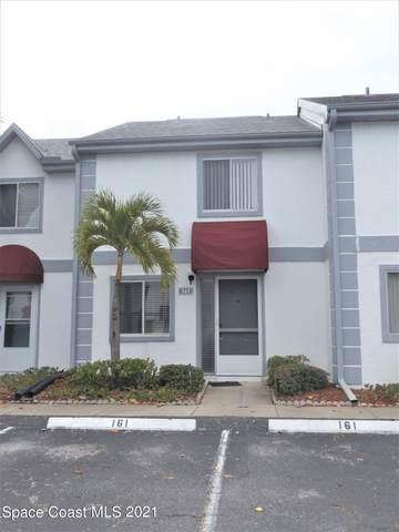 161 Seaport Boulevard #29, Cape Canaveral, FL 32920 (MLS #906502) :: Engel & Voelkers Melbourne Central