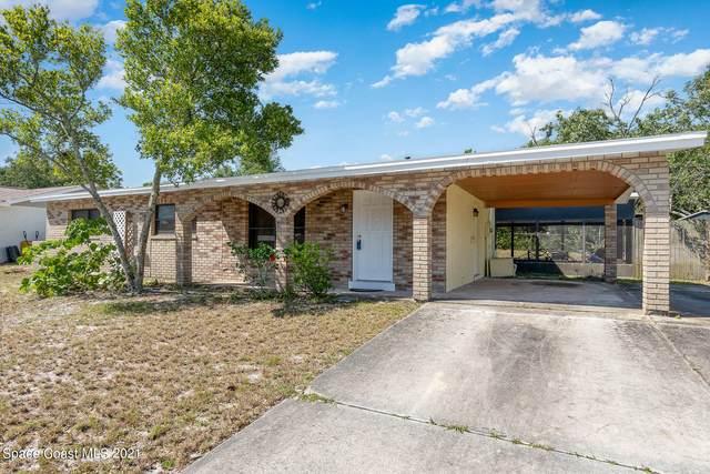 2825 Kenyon Avenue, Cocoa, FL 32926 (MLS #906508) :: Blue Marlin Real Estate