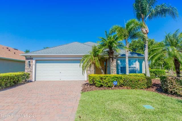 6878 Mcgrady Drive, Melbourne, FL 32940 (MLS #906528) :: Blue Marlin Real Estate