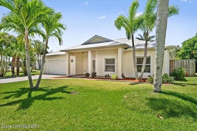 535 Island Beach Boulevard, Merritt Island, FL 32952 (MLS #906587) :: Blue Marlin Real Estate