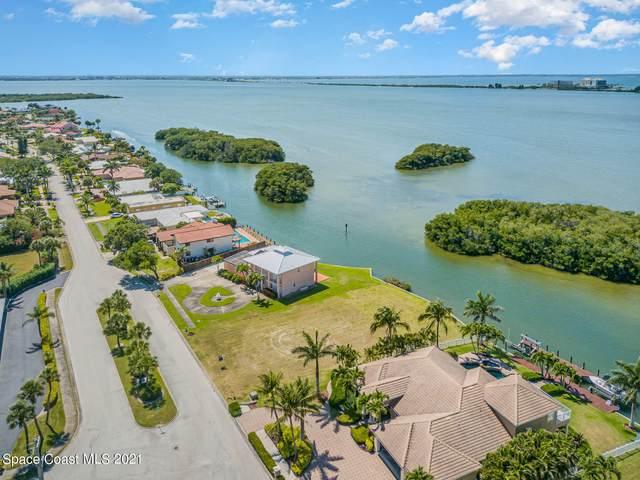 103 St Croix Avenue, Cocoa Beach, FL 32931 (MLS #906591) :: Armel Real Estate