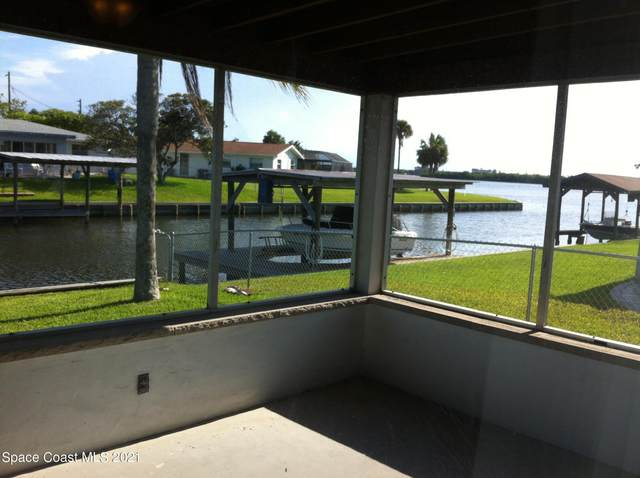 1305 Plum Avenue, Merritt Island, FL 32952 (MLS #906616) :: Blue Marlin Real Estate