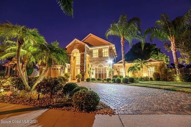 1601 Stafford Avenue, Merritt Island, FL 32952 (MLS #906640) :: Blue Marlin Real Estate