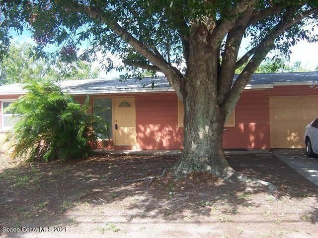 450 S Tropical Trail, Merritt Island, FL 32952 (MLS #906650) :: Premium Properties Real Estate Services