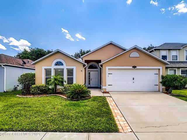 4087 Four Lakes Drive, Melbourne, FL 32940 (MLS #906682) :: Blue Marlin Real Estate