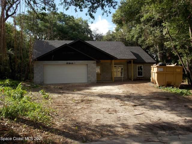 405 Indian Oaks Court, Titusville, FL 32796 (MLS #906728) :: Blue Marlin Real Estate