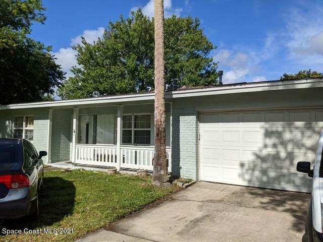 112 Forrell Avenue, Titusville, FL 32796 (MLS #906729) :: Keller Williams Realty Brevard