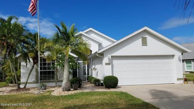 2549 Addington Circle, Rockledge, FL 32955 (MLS #906781) :: Blue Marlin Real Estate
