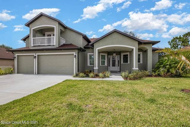 3679 Ventnor Drive, Titusville, FL 32796 (MLS #906903) :: Premium Properties Real Estate Services