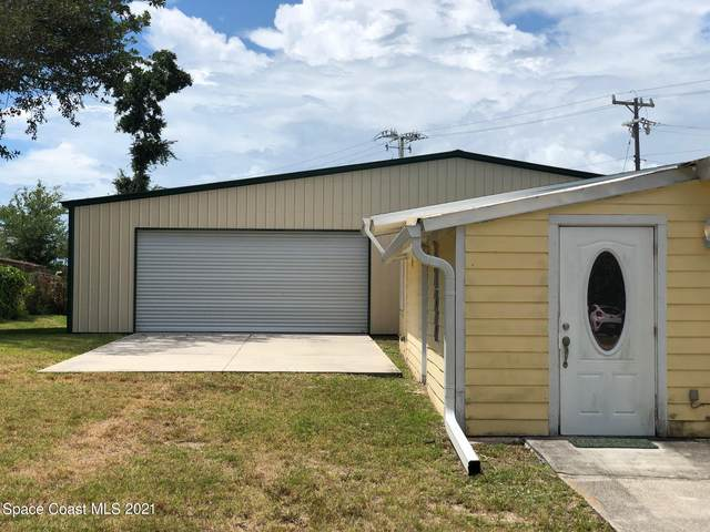 109 Long Point Road, Cape Canaveral, FL 32920 (MLS #906936) :: Engel & Voelkers Melbourne Central