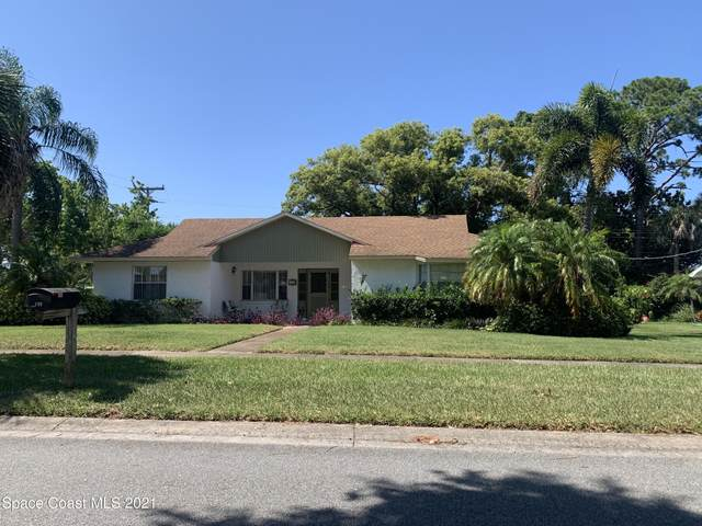 190 Seminole Avenue, Titusville, FL 32780 (MLS #906959) :: Blue Marlin Real Estate
