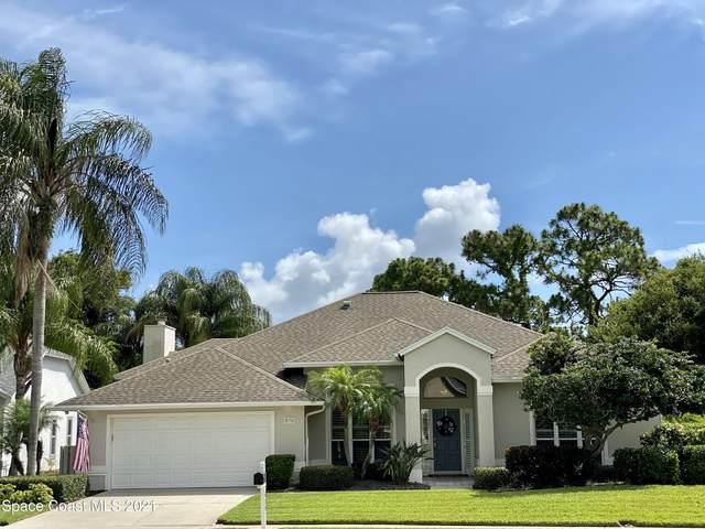975 Somerset Lane, Melbourne, FL 32940 (MLS #906976) :: Blue Marlin Real Estate