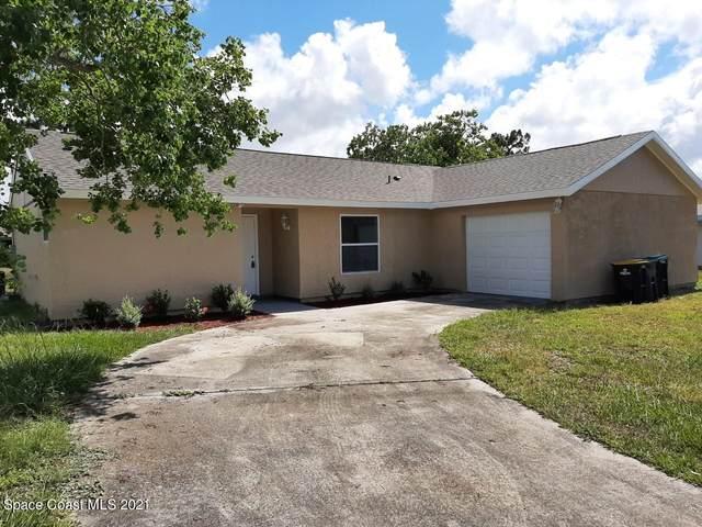 1130 Mascot Street NE, Palm Bay, FL 32905 (MLS #907068) :: Blue Marlin Real Estate