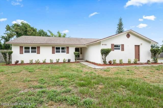 6481 Hudson Road, Cocoa, FL 32927 (MLS #907075) :: Premium Properties Real Estate Services