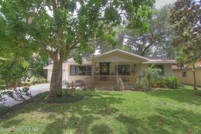 32 Littlejohn Lane, Rockledge, FL 32955 (MLS #907109) :: Engel & Voelkers Melbourne Central