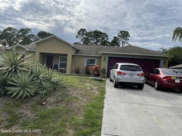 941 Palo Alto Street SE, Palm Bay, FL 32909 (MLS #907136) :: Armel Real Estate