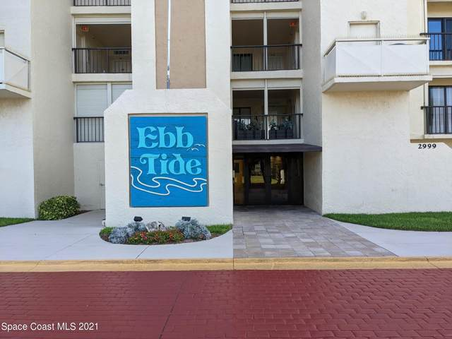 2999 S Highway A1a 5N, Melbourne Beach, FL 32951 (MLS #907156) :: Premium Properties Real Estate Services