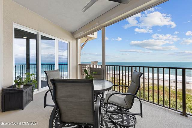 755 N Highway A1a #308, Indialantic, FL 32903 (MLS #907167) :: Premium Properties Real Estate Services