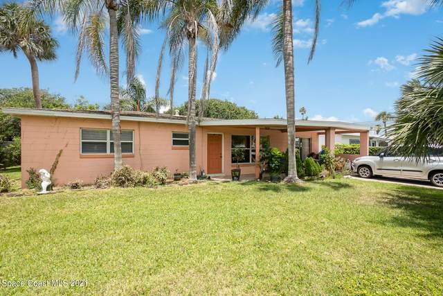 214 S Orlando Avenue, Cocoa Beach, FL 32931 (MLS #907177) :: Keller Williams Realty Brevard