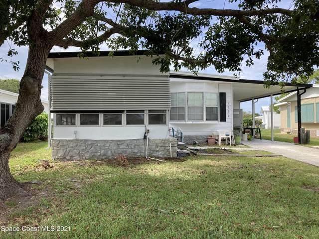 1022 Wren Circle, Barefoot Bay, FL 32976 (MLS #907191) :: Engel & Voelkers Melbourne Central