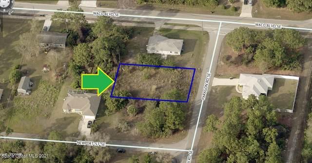 1310 Paragon Road SE, Palm Bay, FL 32909 (MLS #907211) :: Armel Real Estate