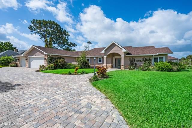 530 Whispering Pines Circle, Melbourne, FL 32940 (MLS #907250) :: Blue Marlin Real Estate