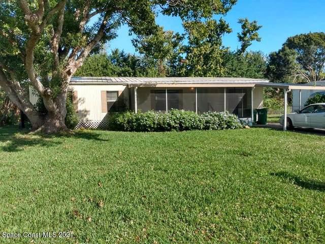 2424 Elsie Circle, Cocoa, FL 32922 (MLS #907268) :: Engel & Voelkers Melbourne Central