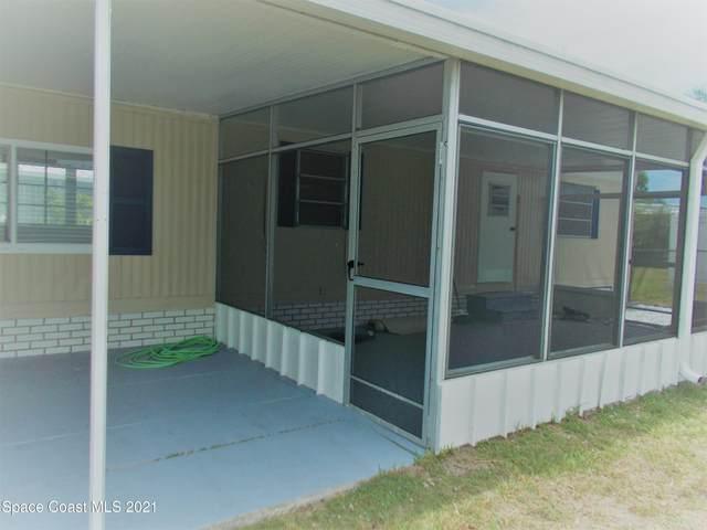 877 Hawthorn Circle, Sebastian, FL 32976 (MLS #907278) :: Engel & Voelkers Melbourne Central