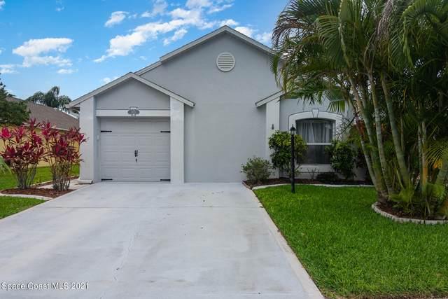 2828 Maderia Circle, Melbourne, FL 32935 (MLS #907279) :: Blue Marlin Real Estate