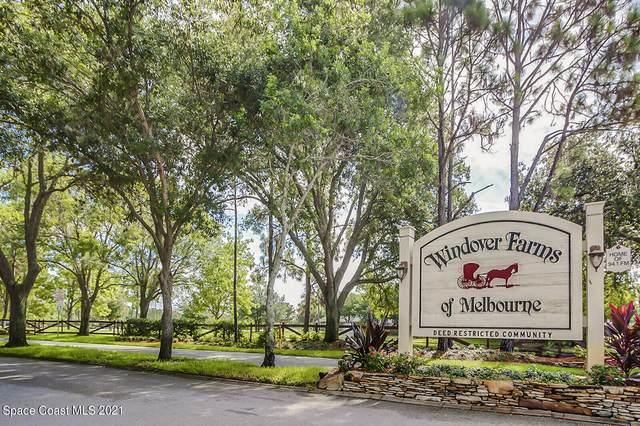 4220 Sparrow Hawk Road, Melbourne, FL 32934 (MLS #907306) :: Blue Marlin Real Estate