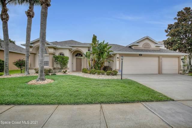 5345 Creekwood Drive, Melbourne, FL 32940 (MLS #907333) :: Blue Marlin Real Estate