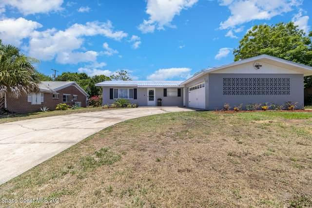 1640 Leach Circle, Titusville, FL 32780 (MLS #907341) :: Blue Marlin Real Estate