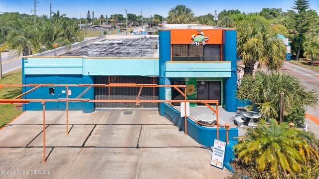 890 N Courtenay Parkway, Merritt Island, FL 32953 (MLS #907344) :: Engel & Voelkers Melbourne Central