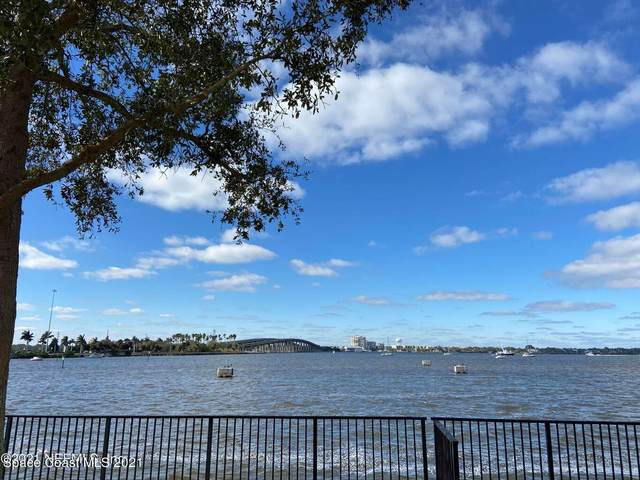 500 Sail Lane #603, Merritt Island, FL 32953 (MLS #907346) :: Engel & Voelkers Melbourne Central