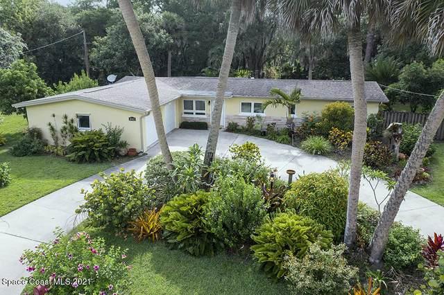 360 N Laila Drive, Melbourne, FL 32904 (MLS #907367) :: Blue Marlin Real Estate