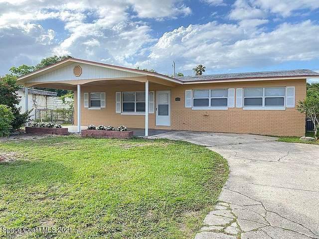 820 Sycamore Street, Titusville, FL 32780 (MLS #907402) :: Blue Marlin Real Estate
