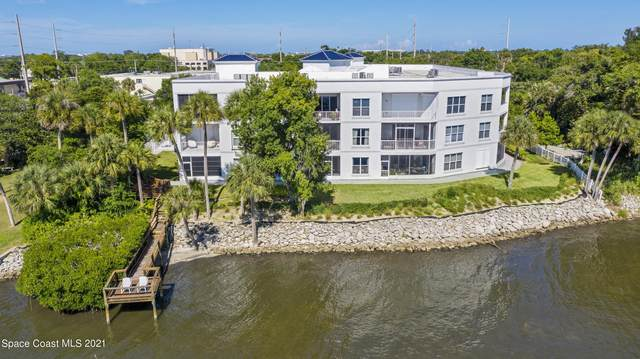 420 Moore Park Lane #202, Merritt Island, FL 32952 (MLS #907437) :: Engel & Voelkers Melbourne Central