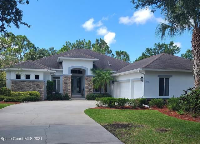 1848 Winding Ridge Circle SE, Palm Bay, FL 32909 (MLS #907476) :: Blue Marlin Real Estate