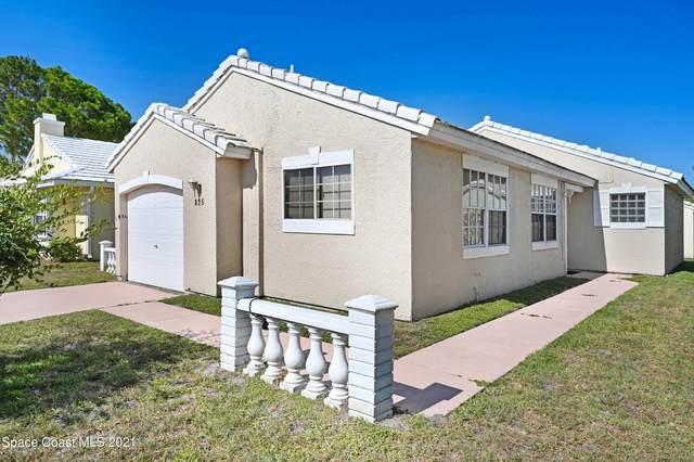 835 Bracken Terrace NE, Palm Bay, FL 32905 (MLS #907513) :: Engel & Voelkers Melbourne Central