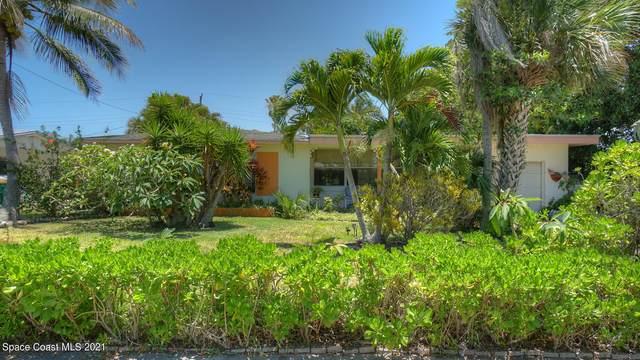 196 SE 3rd Street, Satellite Beach, FL 32937 (MLS #907515) :: Engel & Voelkers Melbourne Central