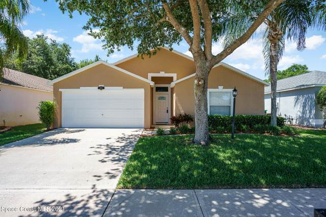4105 Grand Meadows Boulevard, Melbourne, FL 32934 (MLS #907520) :: Premium Properties Real Estate Services