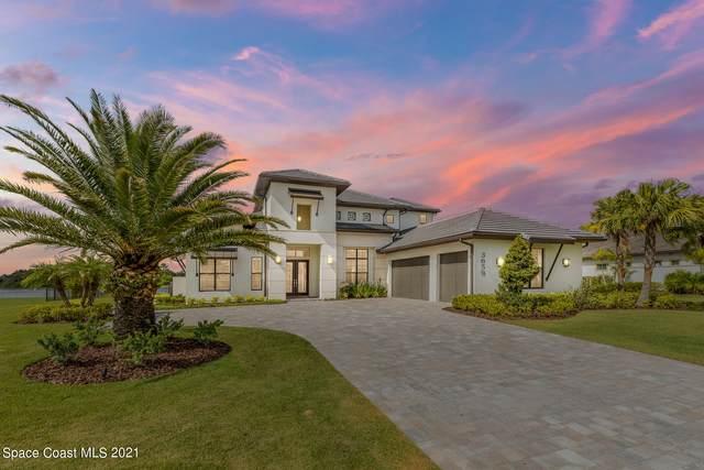 3659 Lake Adelaide Place, Rockledge, FL 32955 (MLS #907546) :: Blue Marlin Real Estate