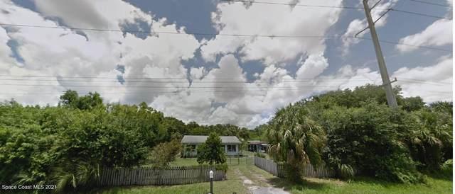 880 Malabar Road, Malabar, FL 32950 (MLS #907554) :: Engel & Voelkers Melbourne Central