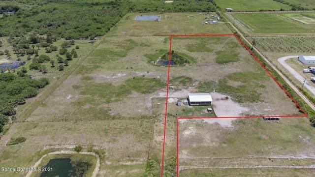 0000 Dixie Way, Mims, FL 32754 (MLS #907559) :: Premium Properties Real Estate Services