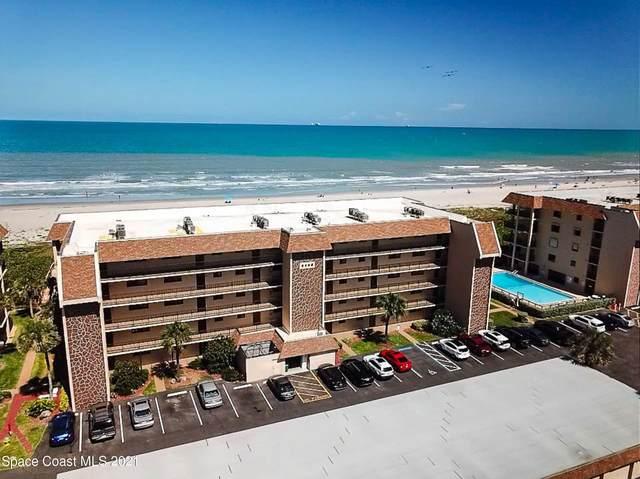 8498 Ridgewood Avenue #2105, Cape Canaveral, FL 32920 (MLS #907564) :: Blue Marlin Real Estate