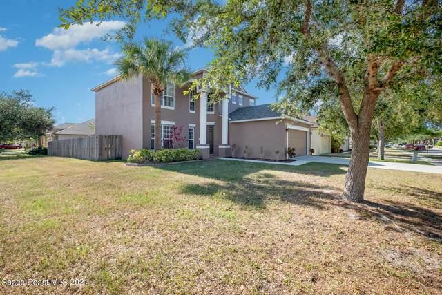 3686 Mount Carmel Lane, Melbourne, FL 32901 (MLS #907572) :: Premium Properties Real Estate Services