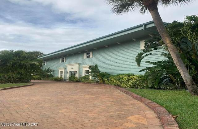 220 Columbia Drive #4, Cape Canaveral, FL 32920 (MLS #907592) :: Engel & Voelkers Melbourne Central