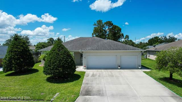 350 Gastin Street SW, Palm Bay, FL 32908 (MLS #907613) :: Armel Real Estate